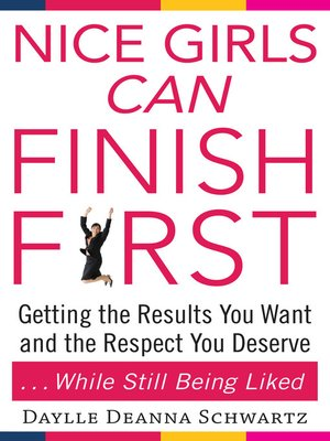 cover image of Nice Girls Can Finish First