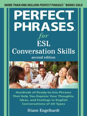 cover image of Perfect Phrases for ESL