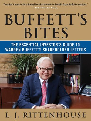 cover image of Buffett's Bites