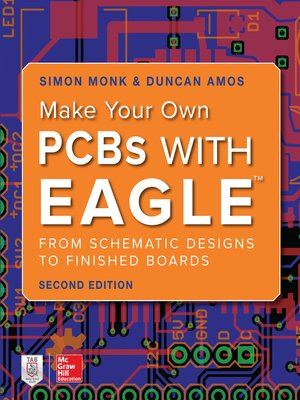 cover image of Make Your Own PCBs with EAGLE