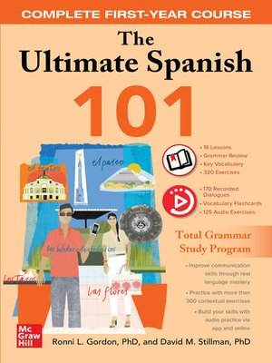 cover image of The Ultimate Spanish 101