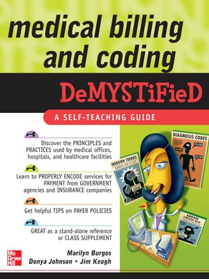 cover image of Medical Billing & Coding Demystified