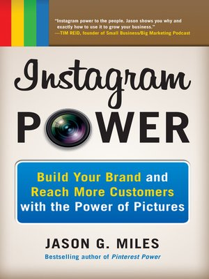 cover image of Instagram Power