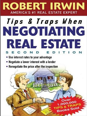 cover image of Tips & Traps When Negotiating Real Estate