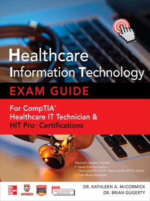 comptia healthcare it technician study guide