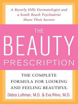 cover image of The Beauty Prescription