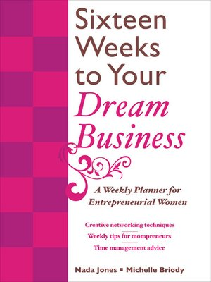 cover image of 16 Weeks to Your Dream Business