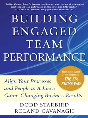 cover image of Building Engaged Team Performance
