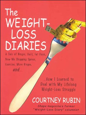 cover image of The Weight-Loss Diaries