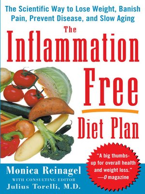 cover image of The Inflammation-Free Diet Plan