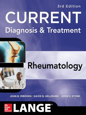 cover image of Current Diagnosis & Treatment in Rheumatology