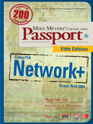 Comptia Network+ N10-006 Ebook