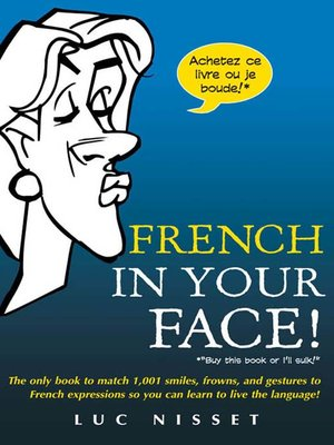 cover image of French In Your Face!