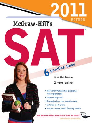 cover image of McGraw-Hill's SAT