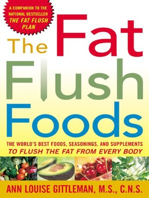 cover image of The Fat Flush Foods