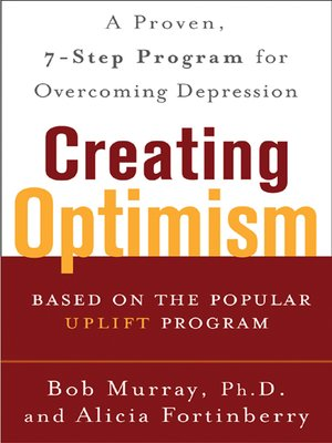 cover image of Creating Optimism