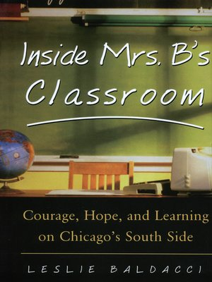 cover image of Inside Mrs. B's Classroom