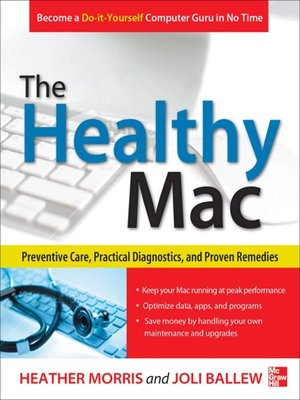 cover image of The Healthy Mac