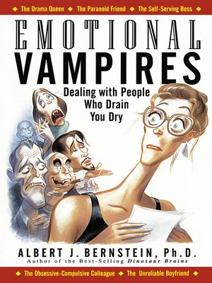 cover image of Emotional Vampires