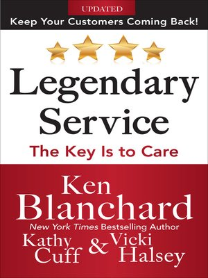 cover image of Legendary Service