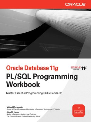 Pl Sql Programming By Scott Urman Pdf