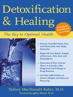 cover image of Detoxification and Healing