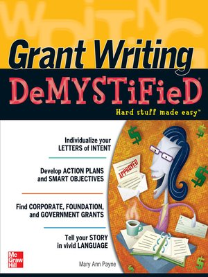 cover image of Grant Writing DeMYSTiFied