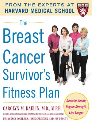cover image of The Breast Cancer Survivor's Fitness Plan