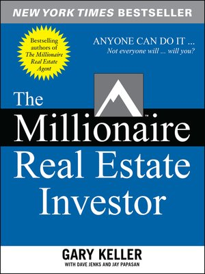 cover image of The Millionaire Real Estate Investor