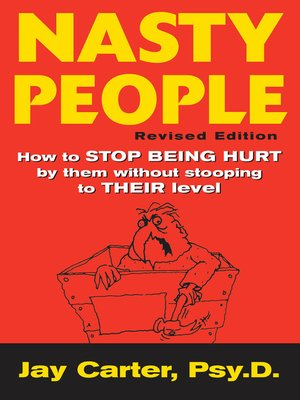 cover image of Nasty People