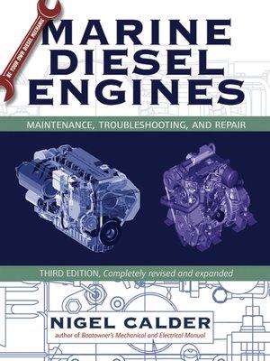 cover image of Marine Diesel Engines