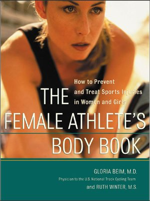 cover image of The Female Athlete's Body Book