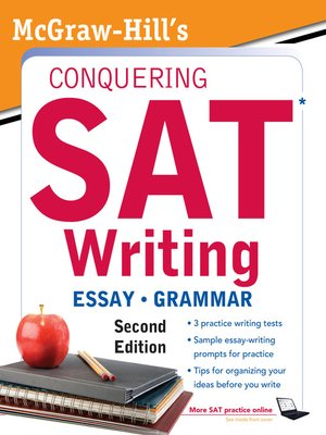 cover image of McGraw-Hill's Conquering SAT Writing
