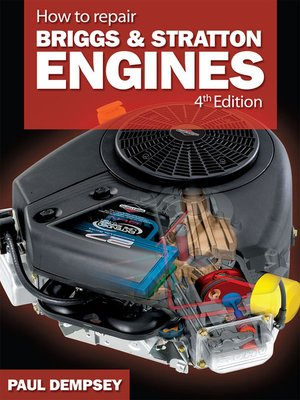 cover image of How to Repair Briggs and Stratton Engines
