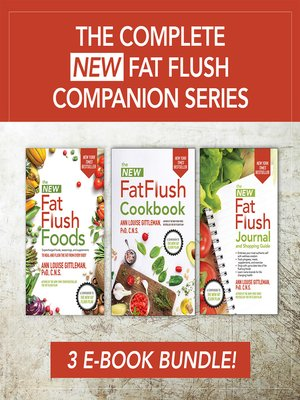 cover image of The Complete New Fat Flush Companion Series