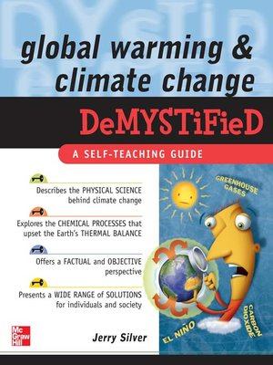 cover image of Global Warming & Climate Change Demystified