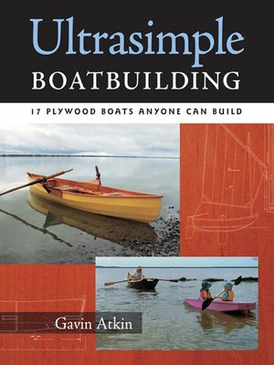 cover image of Ultrasimple Boat Building