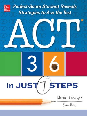 cover image of ACT 36 in Just 7 Steps