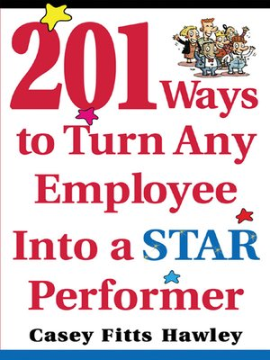 cover image of 201 Ways to Turn Any Employee into a Star Player