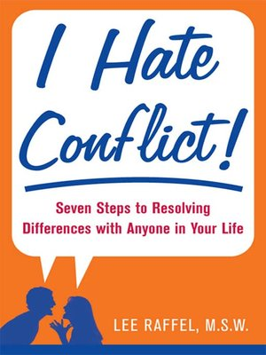 cover image of I Hate Conflict!