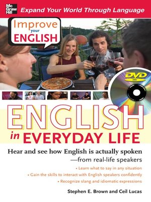 cover image of Improve Your English
