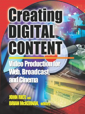 cover image of Creating Digital Content