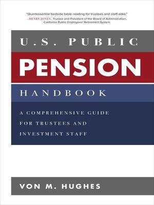 cover image of U.S. Public Pension Handbook