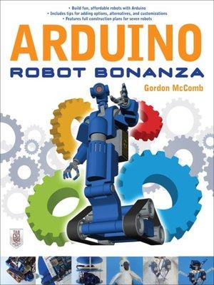 Arduino Robot Bonanza Pdf