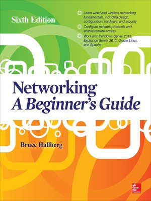 cover image of Networking A Beginner's Guide