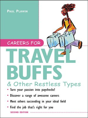 cover image of Careers for Travel Buffs & Other Restless Types