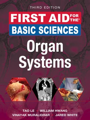 cover image of First Aid for the Basic Sciences