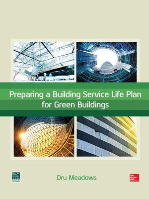 cover image of Preparing a Building Service Life Plan for Green Buildings