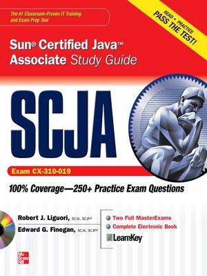 SCJA Sun Certified Java Associate Study Guide (Exam CX-310-019) by ...