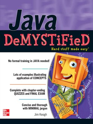 cover image of Java Demystified